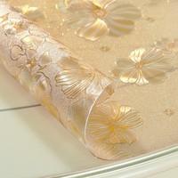 PVC桌布透明防水防烫餐桌茶几塑料桌布桌垫软玻璃胶垫台布长方形