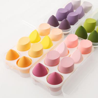 滢美巨软美妆蛋海绵气垫粉扑不吃粉干湿两用彩妆蛋超软细腻化妆蛋