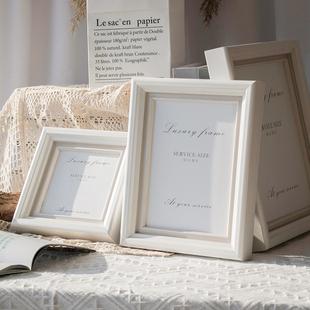相框摆台5寸6寸7寸8寸10寸12寸A4挂墙画框婚纱创意北欧照片框定制