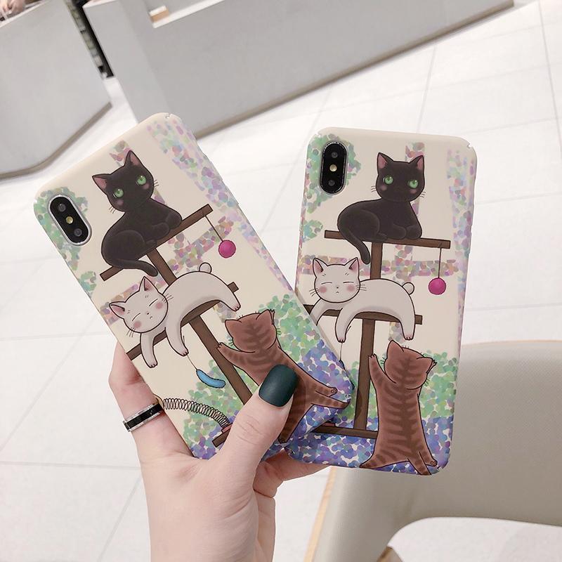 vivoz5x趣味猫咪小可爱iqoo手机壳(用2元券)