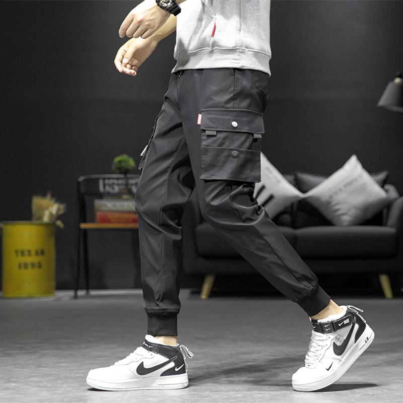 冬天工装裤怎么搭配:男士工装裤冬天搭配