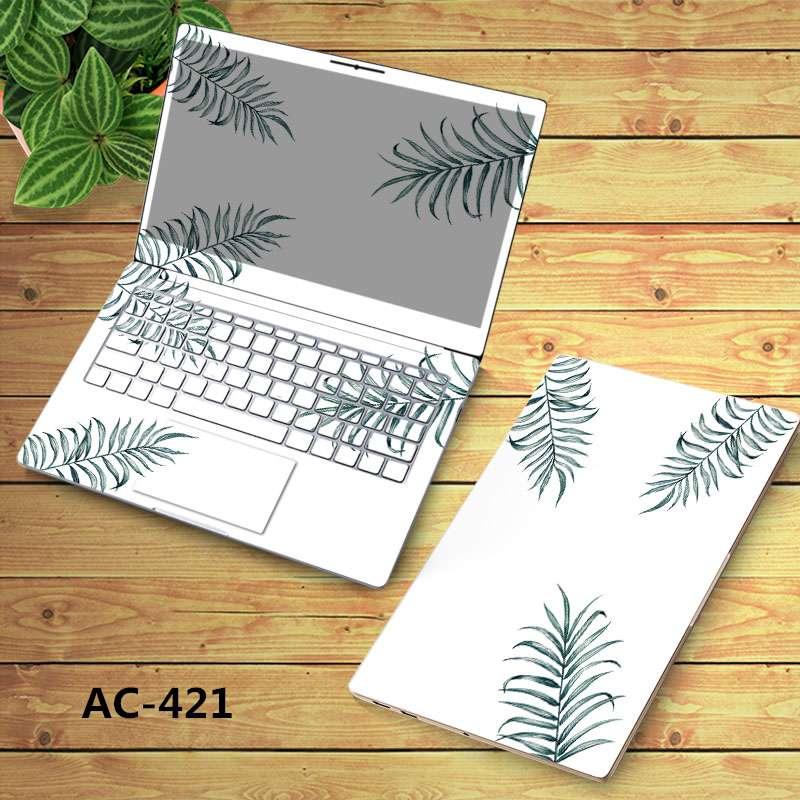 联想华硕惠普笔记本电脑贴膜贴纸14寸15.6寸全包型免裁剪定制