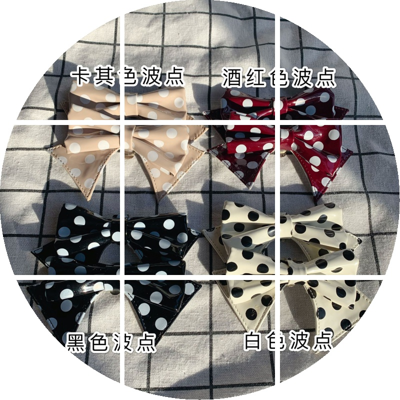 ? Accessories on leather shoes flower decoration vamp accessories Lolita shoes clip bow lovely Lolita