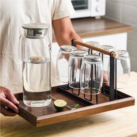 雅佳北欧铁艺杯子沥水架玻璃杯马克杯挂架收纳置物架水杯架创意图片