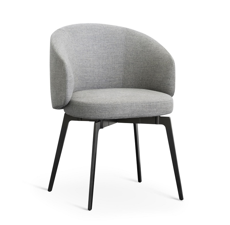 BEA chair bice chair Nordic simple design style small family creative fashion dining chair leisure chair