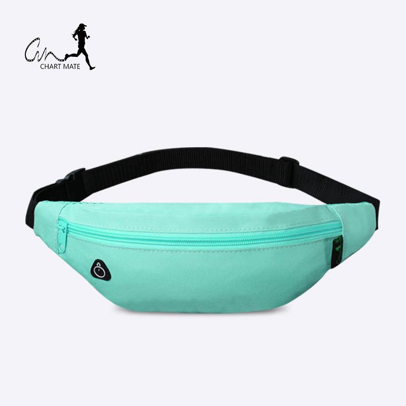 运动腰包户外防水迷你跑步马拉松健身男女通用贴身休闲轻盈简便包