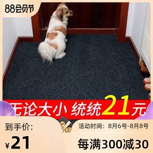 入户门防滑地垫门口门垫脚踏垫进门吸水脚垫家用厨房客厅卧室地毯价格