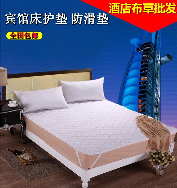 賓館床上用品席夢思防滑保護墊榻榻米墊子酒店床墊床褥子包郵