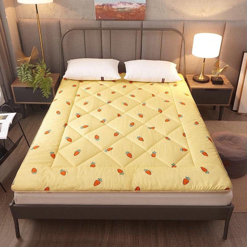 Zhuoxin thickened mattress mattress cushion household single double student dormitory cotton mattress tatami mat mattress