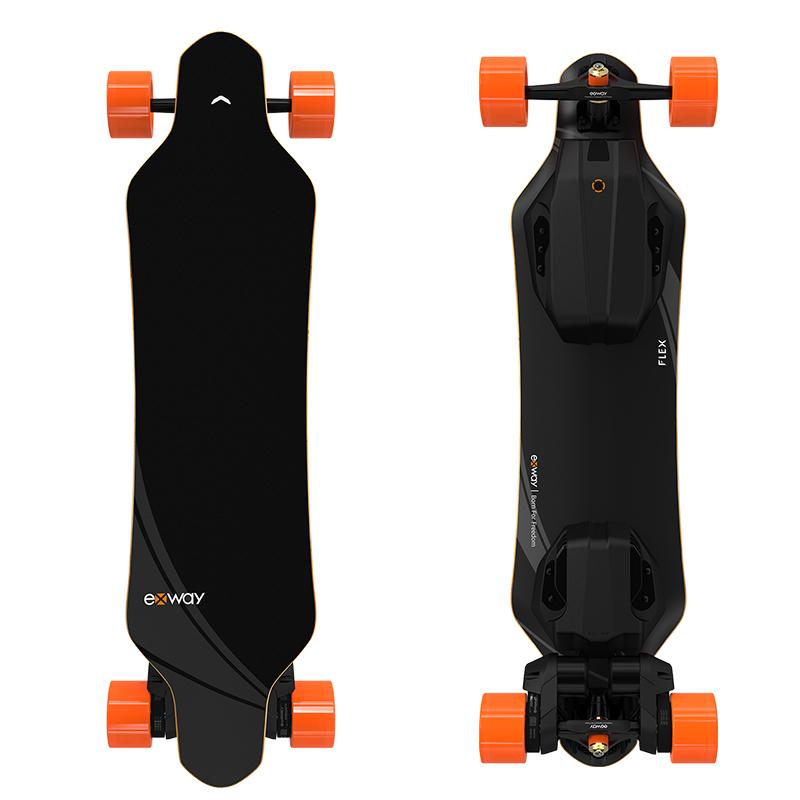 成年遥控轻便避震代步车平衡滑板