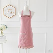 围裙家用厨房防水防油女时尚可爱日式网红做饭公主工作服公主裙子