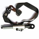自行車拖車連接器 掛車連接件 拖車零配件 鐵夾頭連接套裝