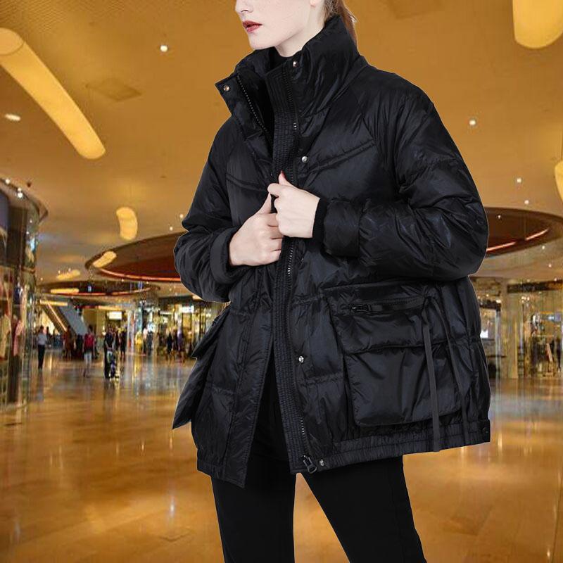玛丝菲尔国内专柜正品代购羽绒服2020年冬季新款长袖保暖上衣外套