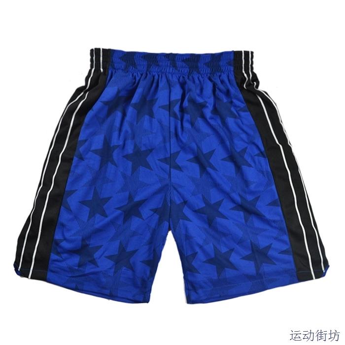 运动街坊暗星麦蒂麦迪服配套短裤裤热身投篮训练裤