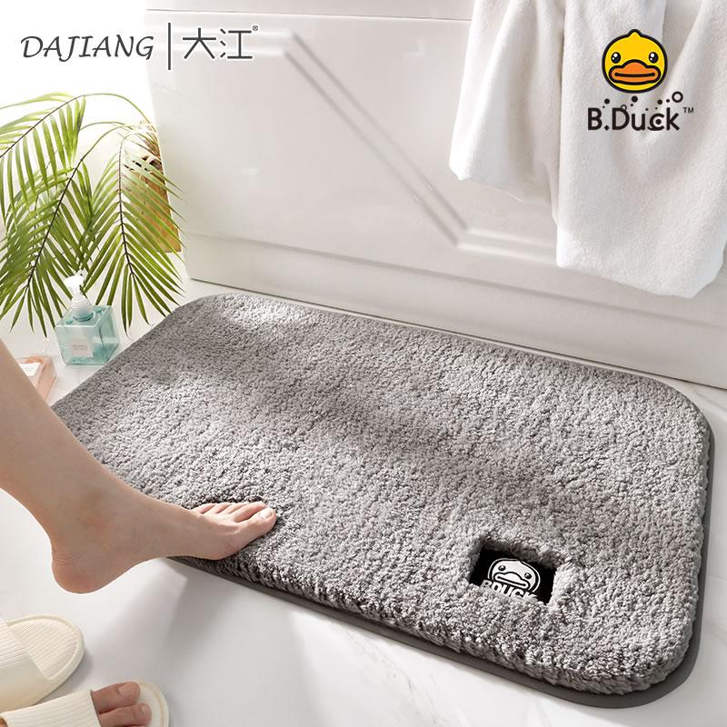 小黄鸭卫生间吸水卧室防滑垫评测参考