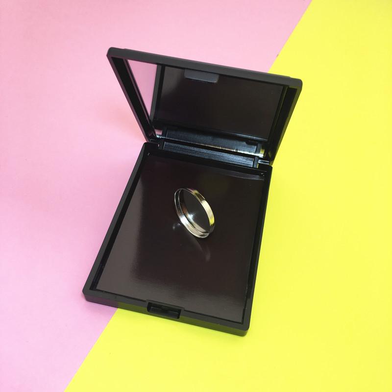 鼻影眼影高光彩妆替换收纳抠盘分装压盘空盒自由组合磁铁空盘包邮