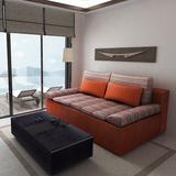 非同沙发经典功能沙发可变沙发床拉媚直排