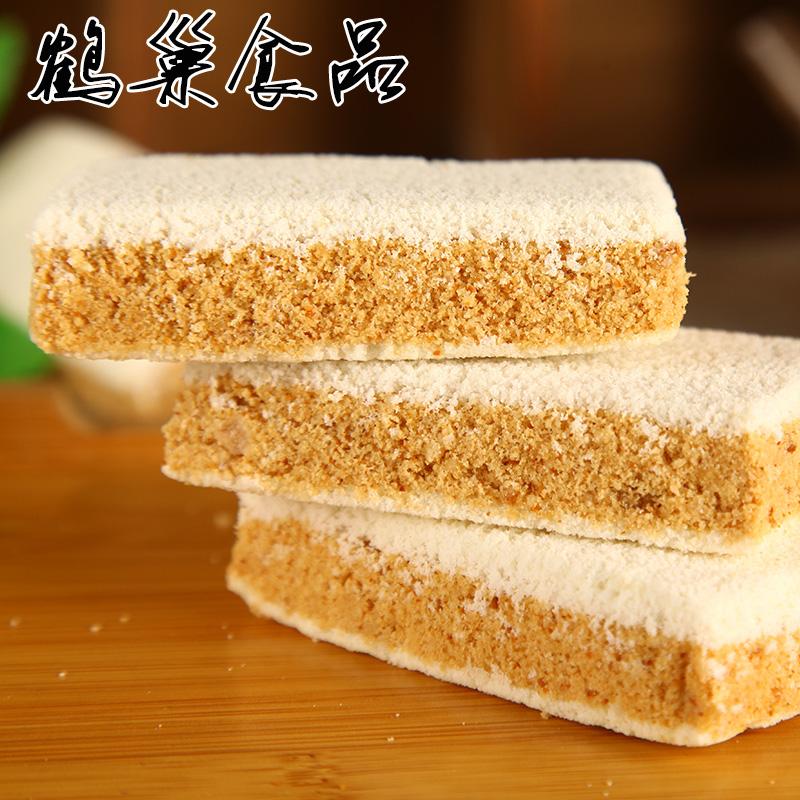 浙江温州特产传统大米手工花生酥糖夹心糕点办公室休闲零食品包邮