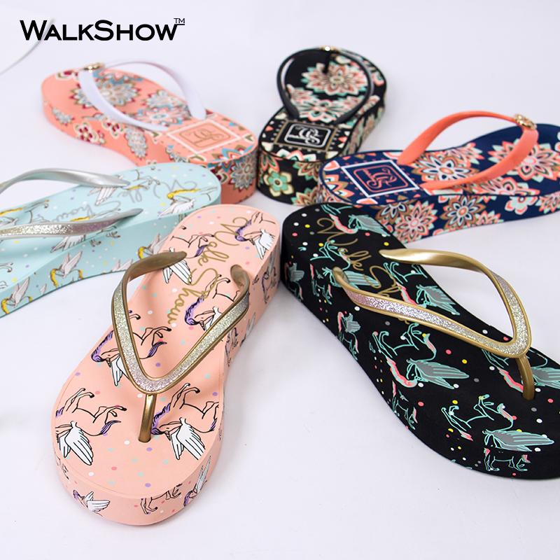 Herringbone slippers womens flat sandals womens summer fashion wear personalized clip foot non slip bathroom thick bottom beach shoes