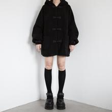 【暴杂独立设计】原创中国风中华风ins羊羔毛宽松摇粒绒卫衣外套