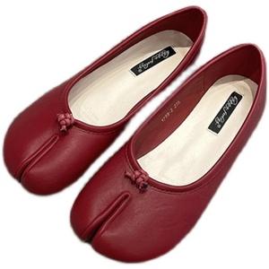 分趾猪蹄仙女单鞋爆款2021年鞋子