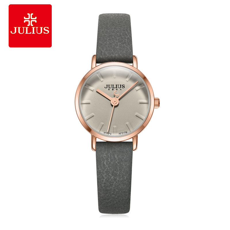 Poly Spring and Summer New Fashion Trend Delicate Small dial Simple Surface Quartz Watch JA-963
