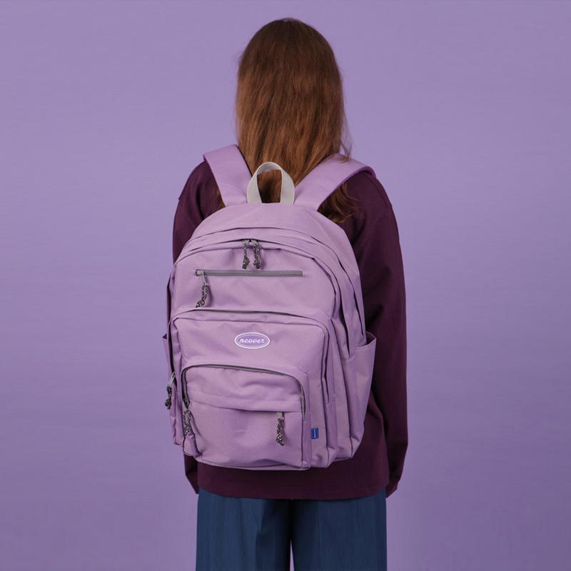双肩包女背包NCOVER大学生书包大容量旅游出差行李休闲轻便旅行包