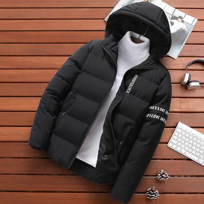 棉衣男冬装新款男士冬季工装面包服韩版潮流男羽绒棉服潮牌帅外套