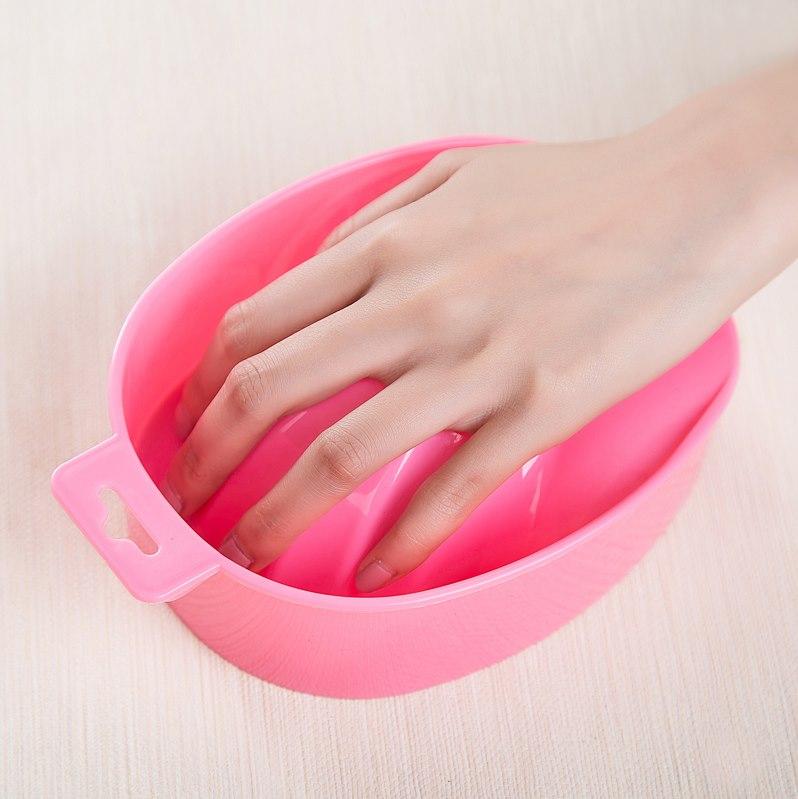 泡手碗去死皮手指甲工具修美甲套装家用收不护理推盆高档全手个人
