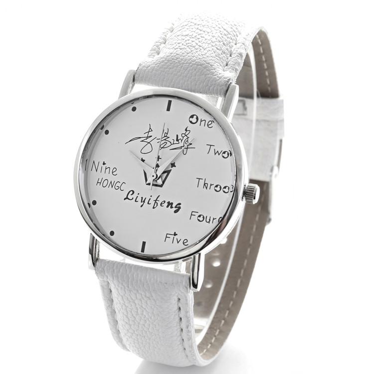 李易峰ファン古剣奇譚は墓のノートを盗みます。同じ防水運動の署名をします。男女学生の腕時計z 3包は郵送します。