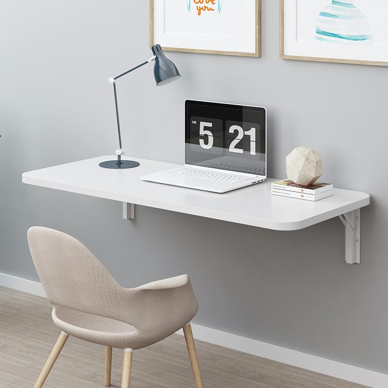 墙上可折叠挂墙餐桌厨房墙面书桌好用吗