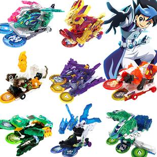 爆裂飞车2代星能觉醒玩具十二星座射手苍穹爆王源始星神重装铠王