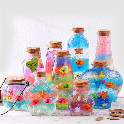 泡大珠水精灵海洋宝宝水晶珠海绵宝宝变大泡水玩具做许愿瓶吸水珠