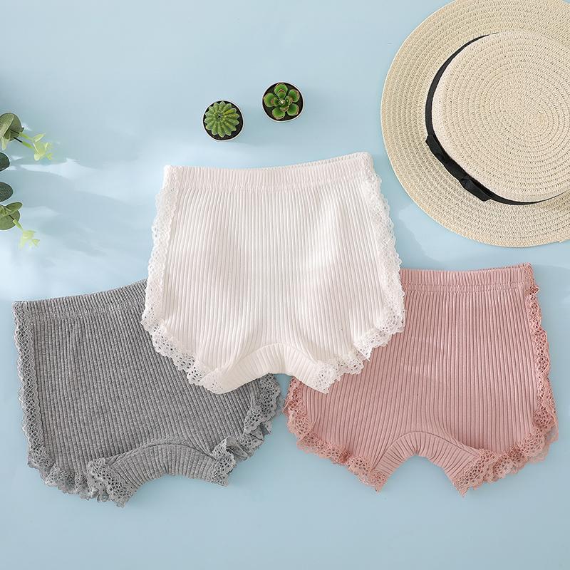 11月30日最新优惠儿童短裤夏季女童安全裤子纯棉内裤