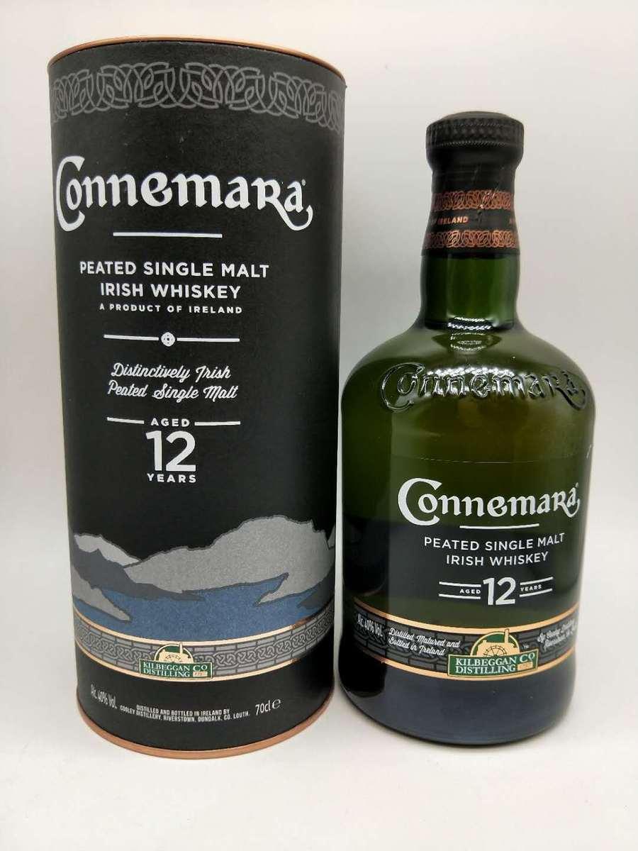 洋酒康尼马拉 12年 爱尔兰 Connemara 12yo单一麦芽