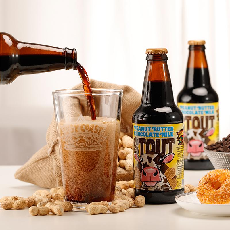 进口美国精酿啤酒迷失海岸