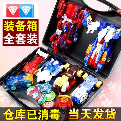 新品爆裂飞车3代第三季合体套装赠装备箱正版暴力烈变形玩具男孩