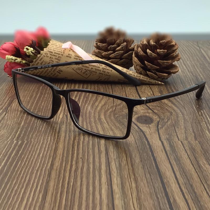 复古眼镜框tr90变色近视眼镜成品男眼镜架个性潮全框超轻方形女款