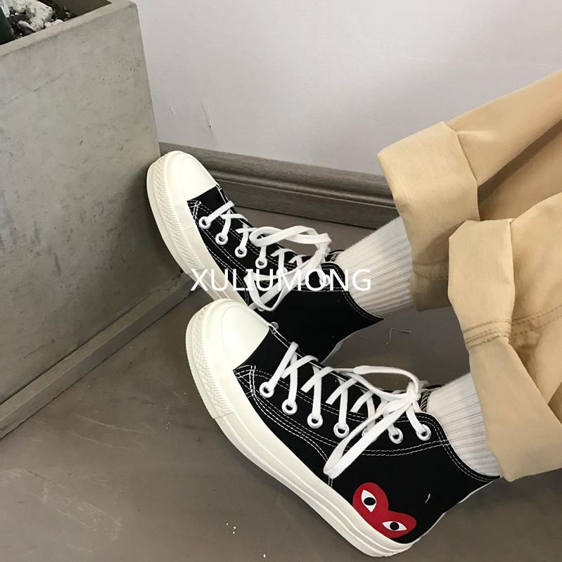 高帮鞋系带