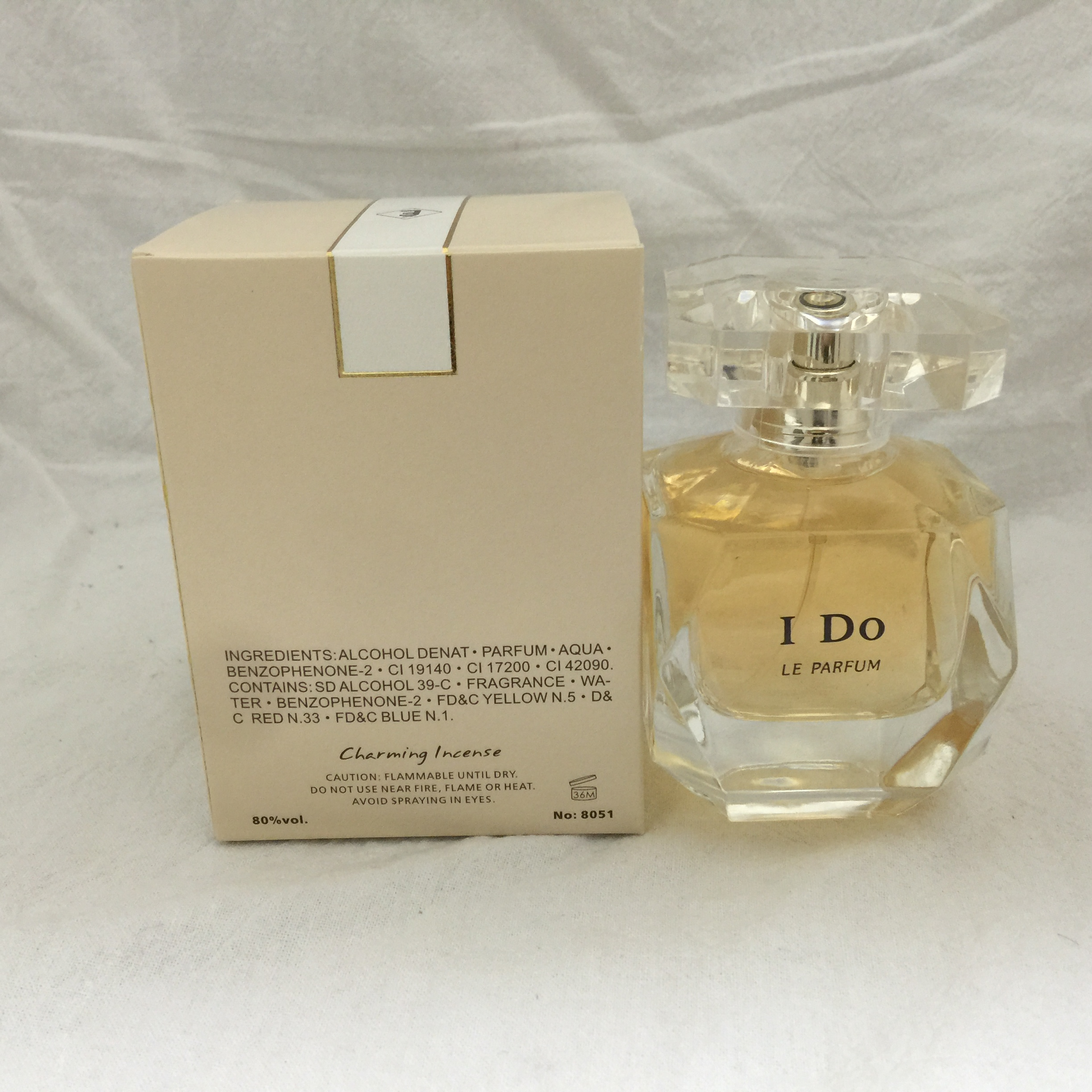 MARRY ME/I DO perfume 50ML marry me, I would like ladies fragrance and light fragrance.