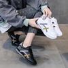 皮面黑色上班休闲妈妈鞋防水运动鞋质量如何