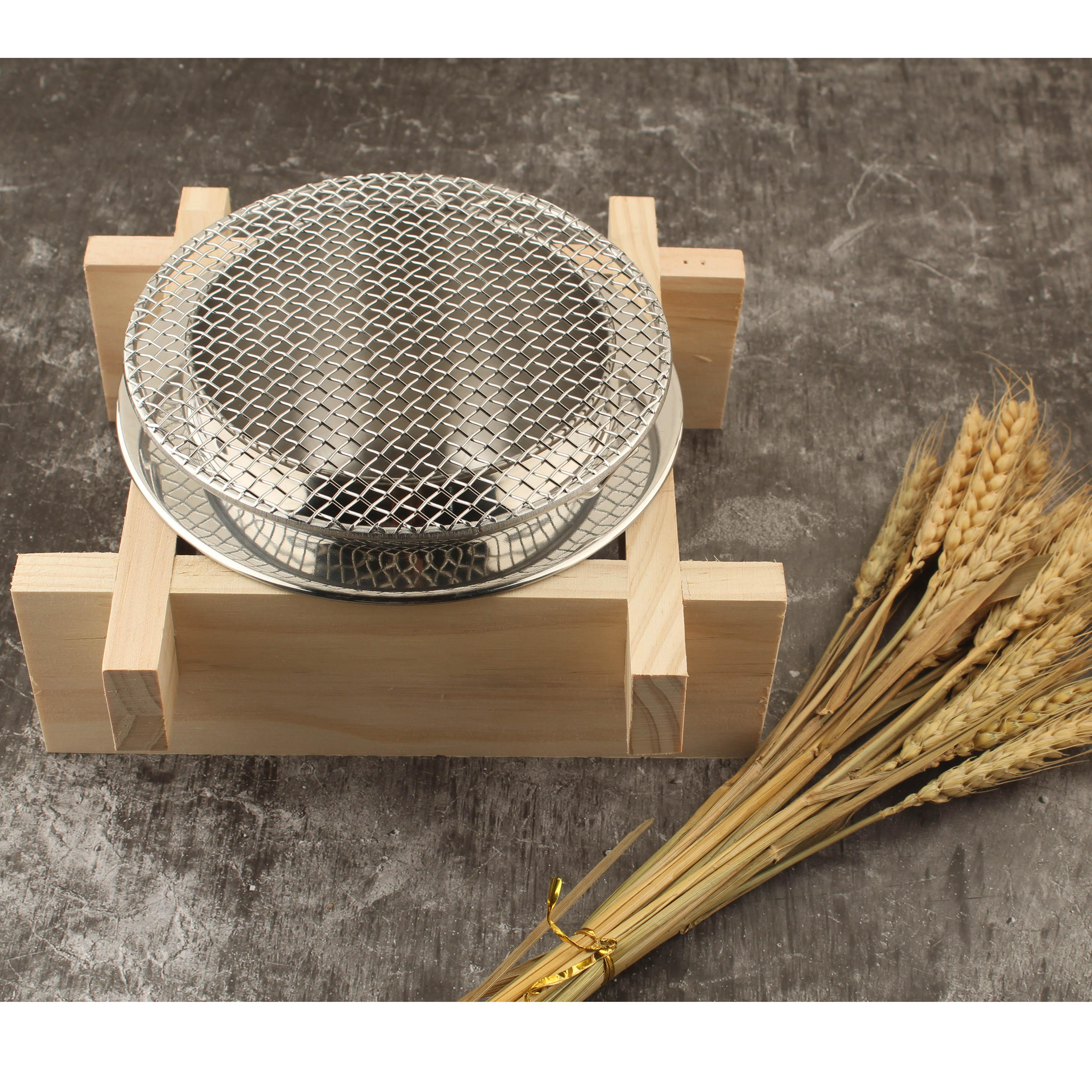 丸うどん鍋木棚ステンレス鍋、赤焼厚うなぎ鍋、井口字、ウーロン鍋