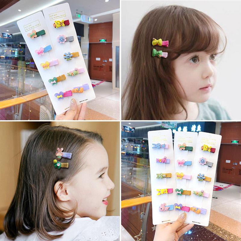 儿童宝宝头饰婴幼儿韩国卡通发夹