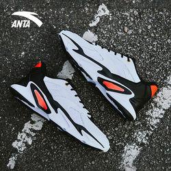 安踏运动鞋男鞋子2020年新款品牌正品休闲板鞋秋冬季复古潮老爹鞋