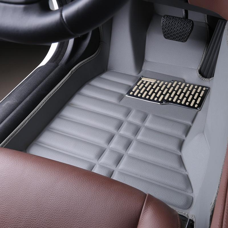 主驾驶正驾副后排单片前座后座H6C50H5科鲁兹朗行全包围汽车脚垫