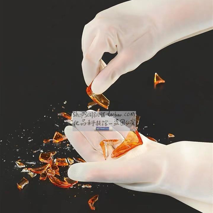 日本变态发明用不烂的手套日本防滑家务清洁橡胶手套SANITY手套