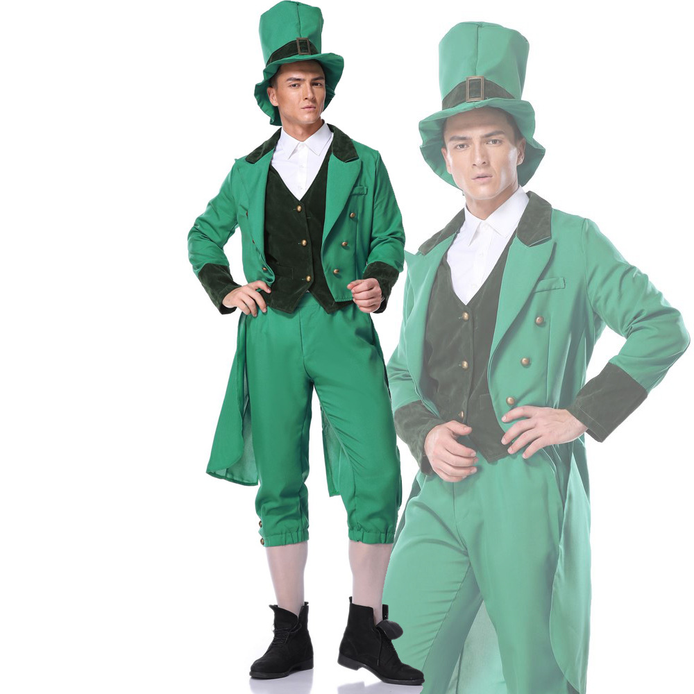 Costume for the Irish goblin role play party