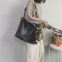 手工编织包包diy材料包网格毛线自制单肩斜挎包抖音同款手织女包