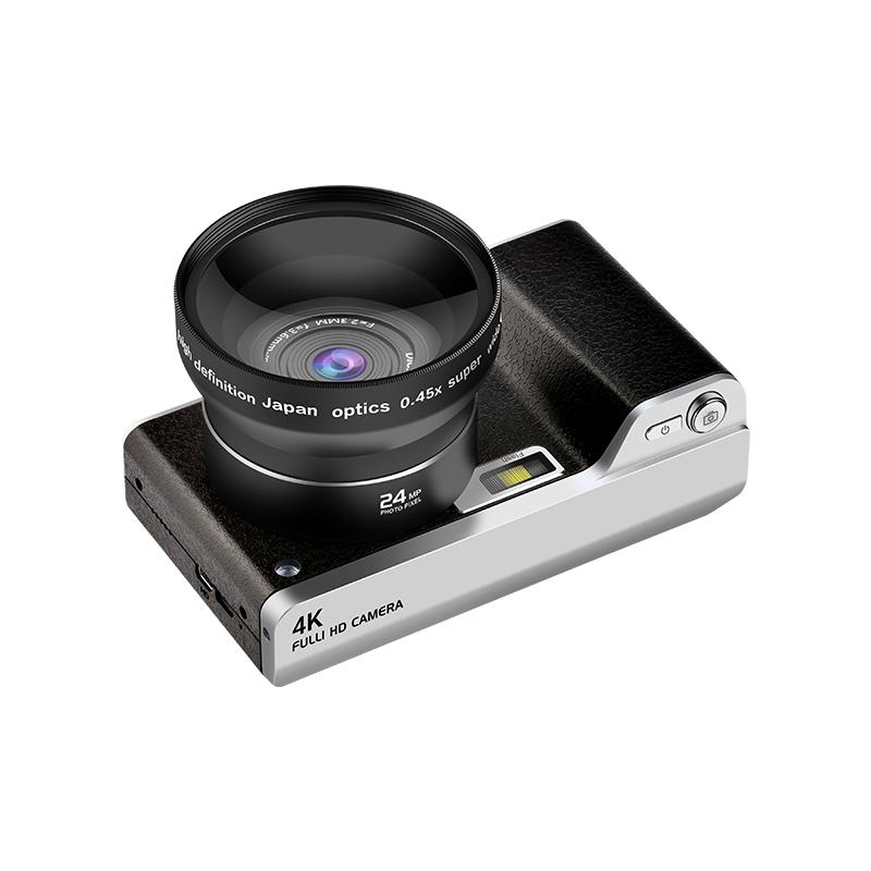 学生照相机4K微单高清数码相机入门...