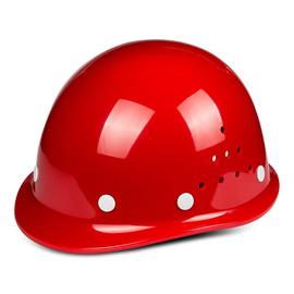 安全头帽工地透气工程国标施工加厚轻便式玻璃钢安全防护帽男头盔图片